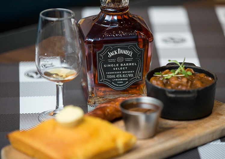 Crown Perth The Merrywell Jack Daniels Barrelhouse