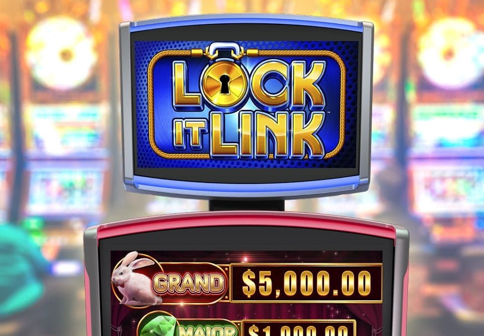 Lock It Link gaming machine