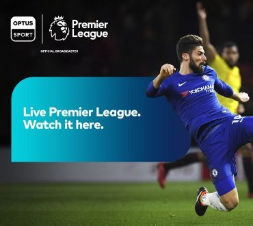 English Premier League 2019/20 Crown Sports Bar