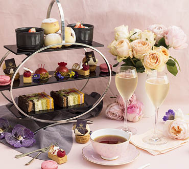 Elegant High Tea at lobby Lounge for Mother's Day