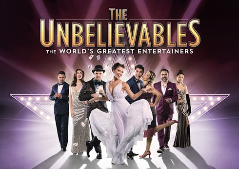 The Unbelievables - Crown Theatre Show - Crown Perth