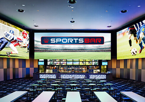 Crown Perth Crown Sports Bar AHA Special Offer Suite Mobile