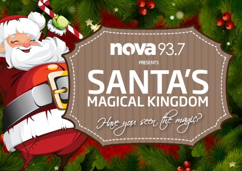 Santa's Magical Kingdom At Crown Pyramid - Crown Perth