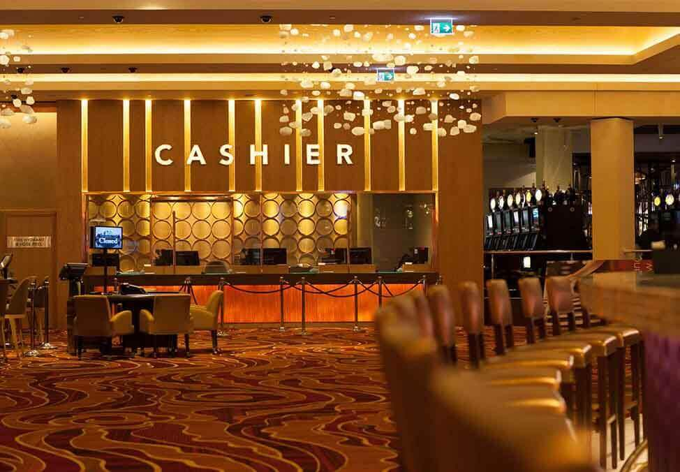 Perth Casino CasinoGames MoneyWheel Wheel