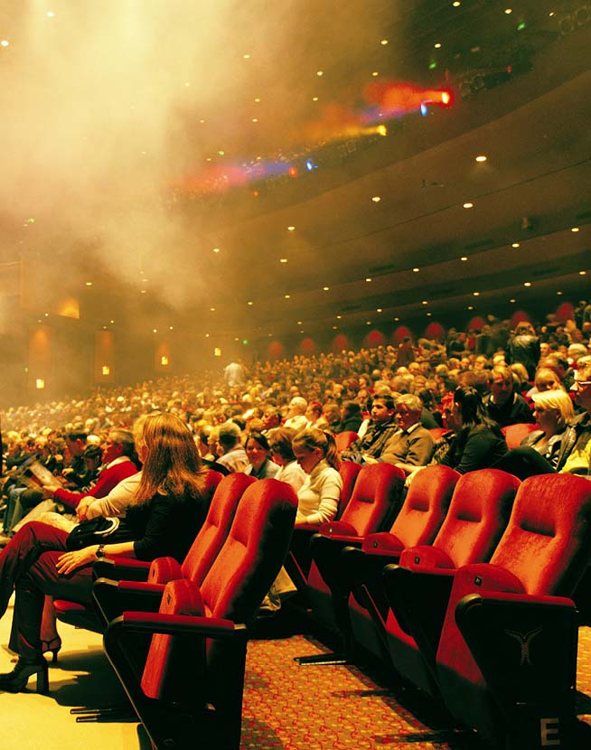 Perth Entertainment Live Theatre Desktop Image