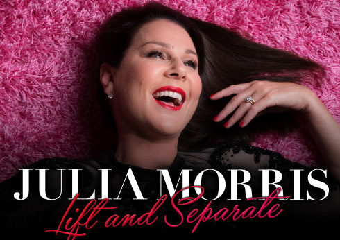Crown Perth Live Theatre Comedy Julia Morris