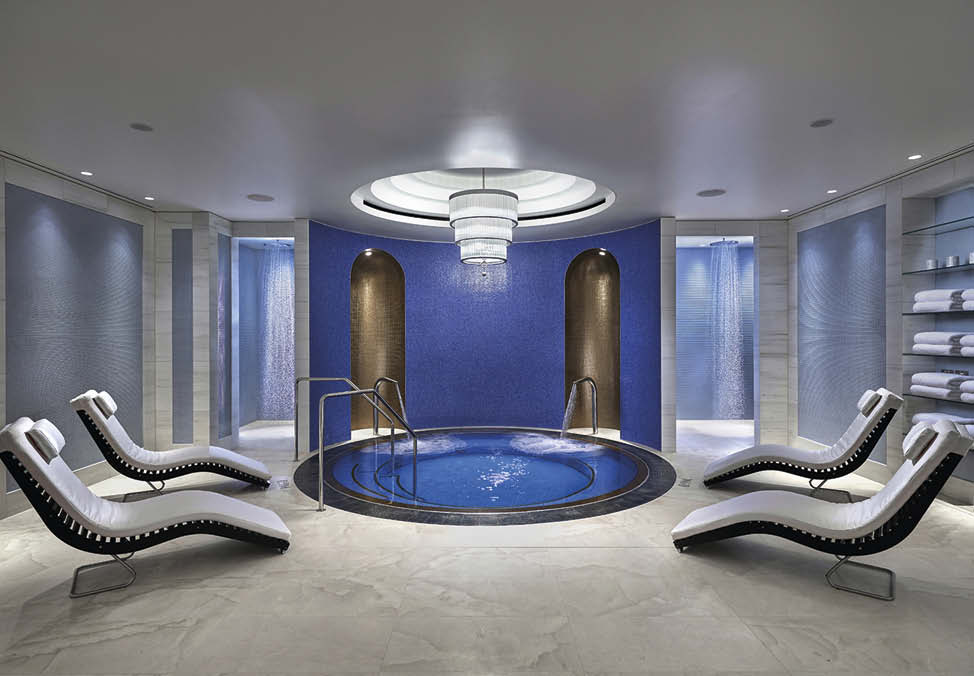 An Indulgent Escape - Crown Spa Perth