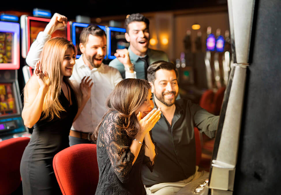 Crown Perth Casino Gaming MGF Jackpot Fiesta