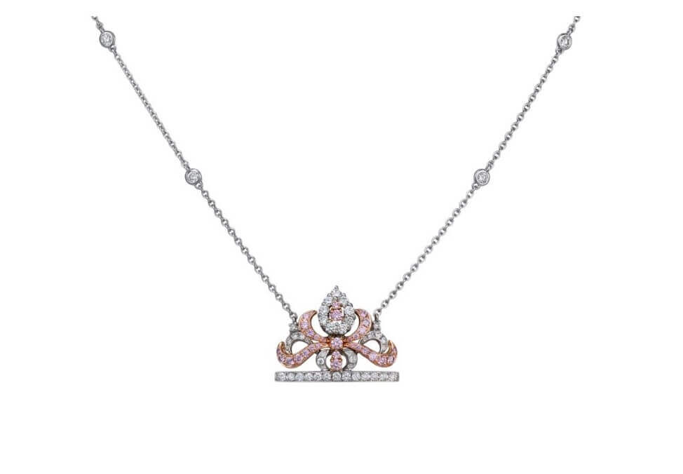 The Argyle Princess Pendant at Linneys - Crown Perth
