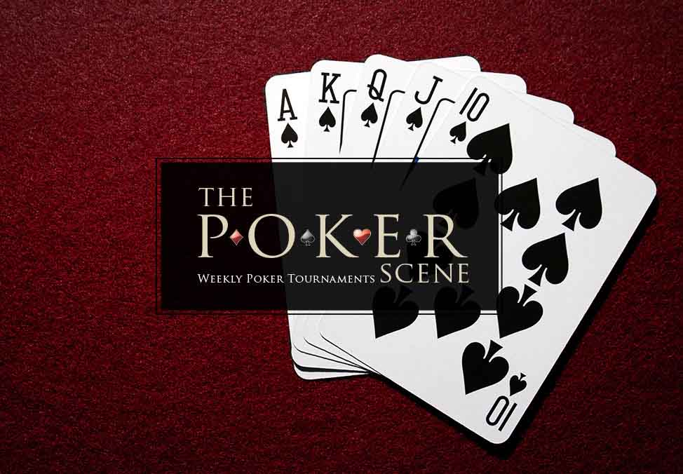 Perth CrownPoker Tournaments Monday Night