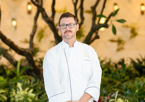 Crown Perth Restaurants Epicurean Head Chef Sean Marco