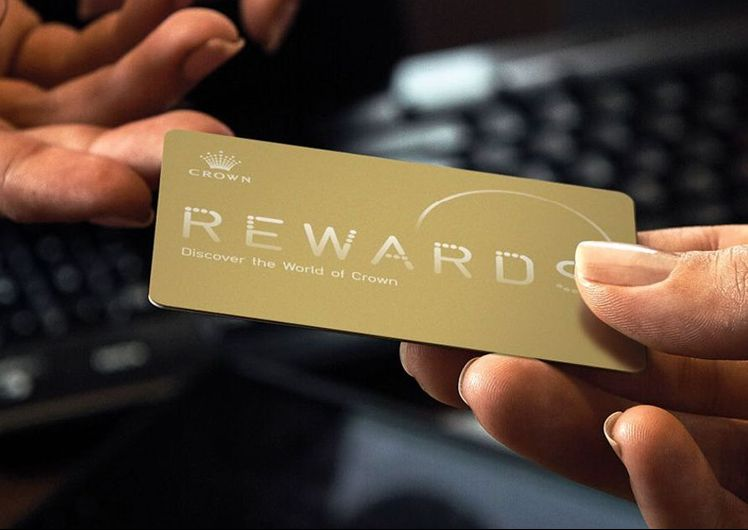 about crown rewards perth