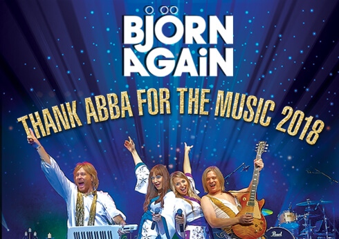 Björn Again ABBA Tribute Crown Theatre Perth