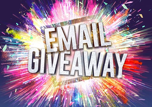 email giveaway illustration
