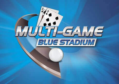 Blue Multi Game Stadium - Crown Perth
