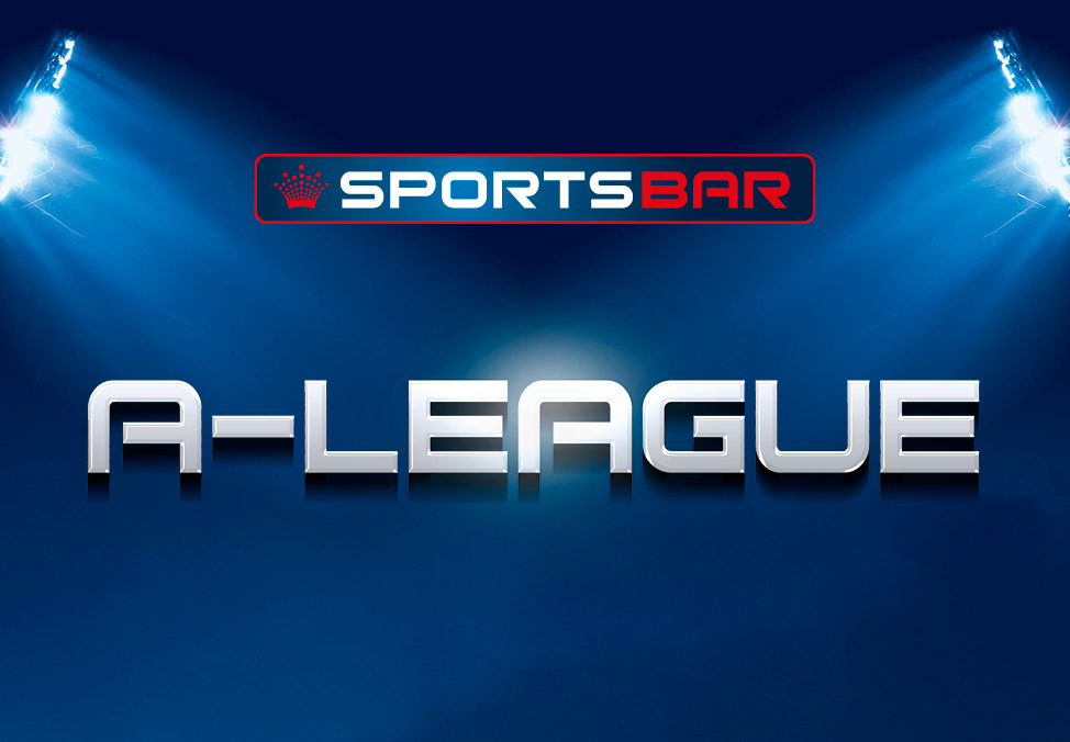 Catch all of the A-League action live at Crown Sports Bar | Crown Perth