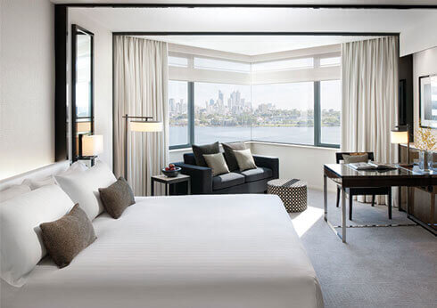 Perth Hotels CrownMetropol LuxeViewKing