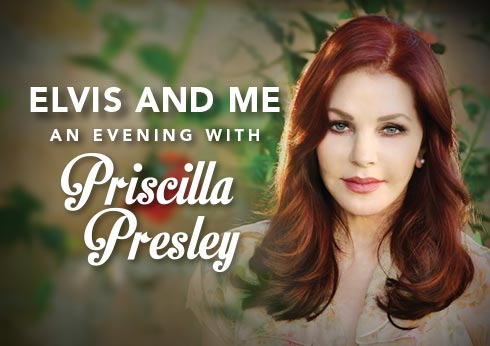 Elvis & Me - An Evening With Priscilla Presley - Crown Perth
