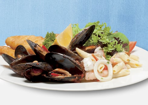 Carvers Seafood Favourites - Crown Perth