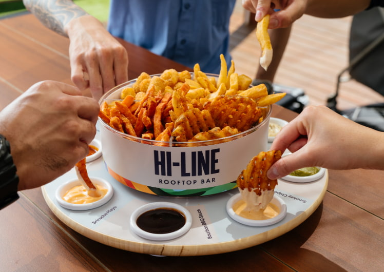 chip go round at hi-line crown perth bar