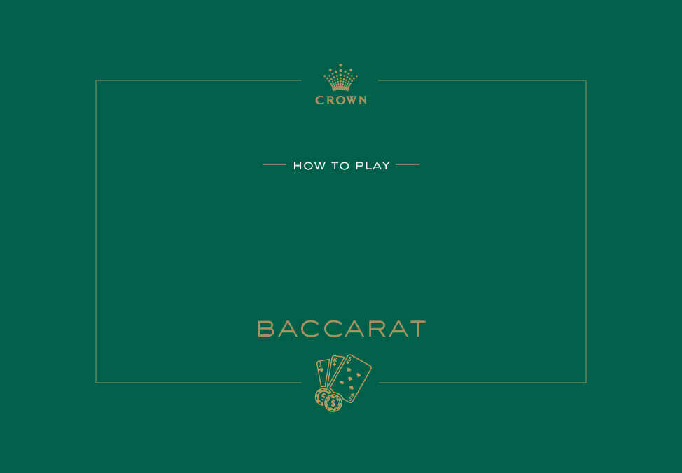 Crown Perth Gaming Baccarat Blackjack Roulette Quad