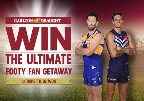 Crown Perth Ultimate Footy Fan Getaway Offer