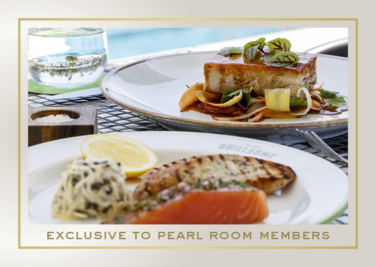 pearl room bistro guillaume offer