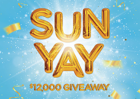 Win a share in $12,000 every Sunday - Casino Special Offer at Crown Perth