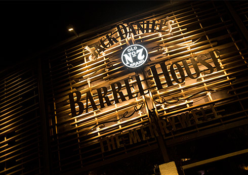 Crown Perth Merrywell Jack Daniel's Barrel House