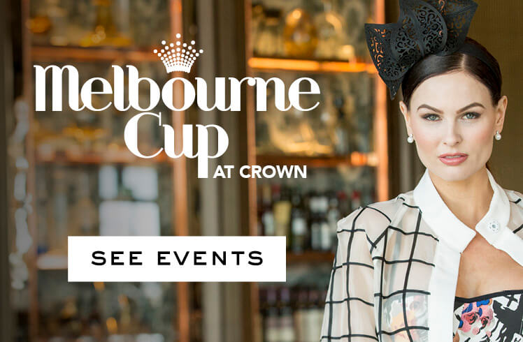 Melbourne Cup Events - Crown Perth