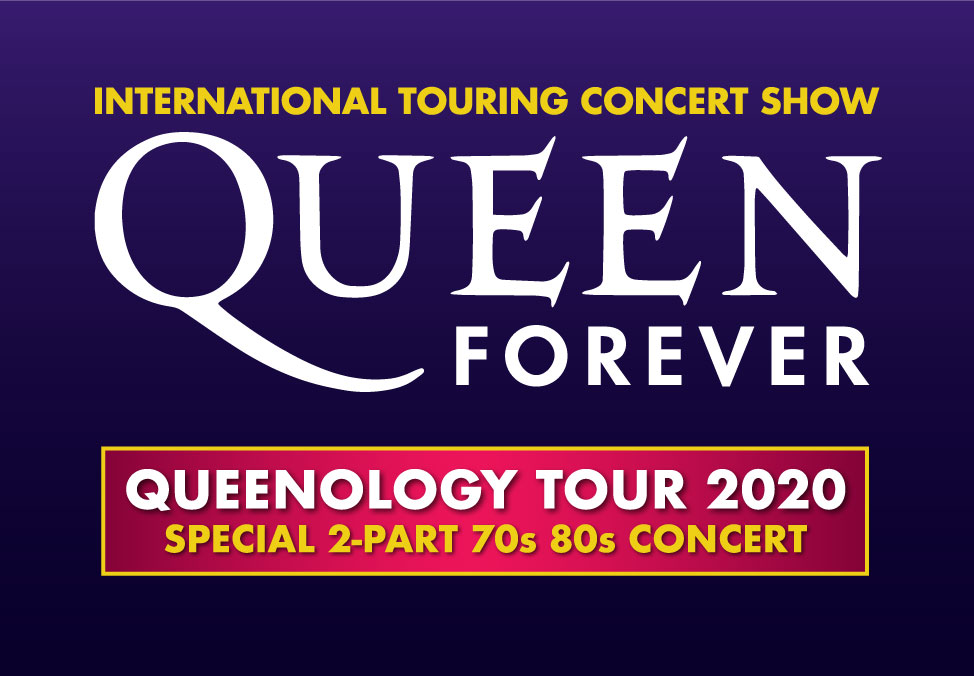 Queen Forever Queenology Tour Crown Theater Perth