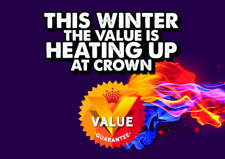 Crown Perth Value Guarantee Offers