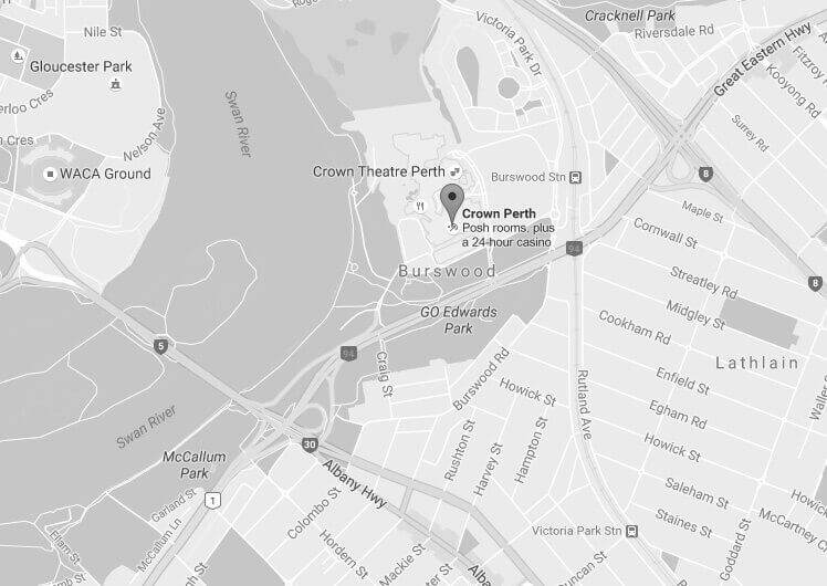 Crown casino parking maps casino pe