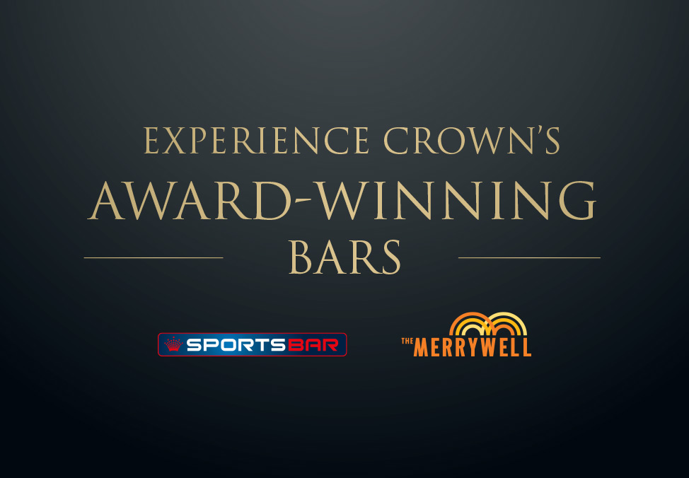 Crown Perth Bars AHA Generic Special Offer Suite