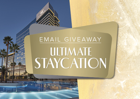 Crown Perth Email Giveaway Rewards Ultimate Staycation