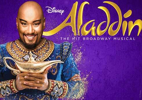Aladdin at Crown Theatre - Crown Perth