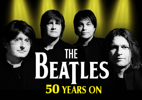 The Beatles 50 Years On Crown Theatre