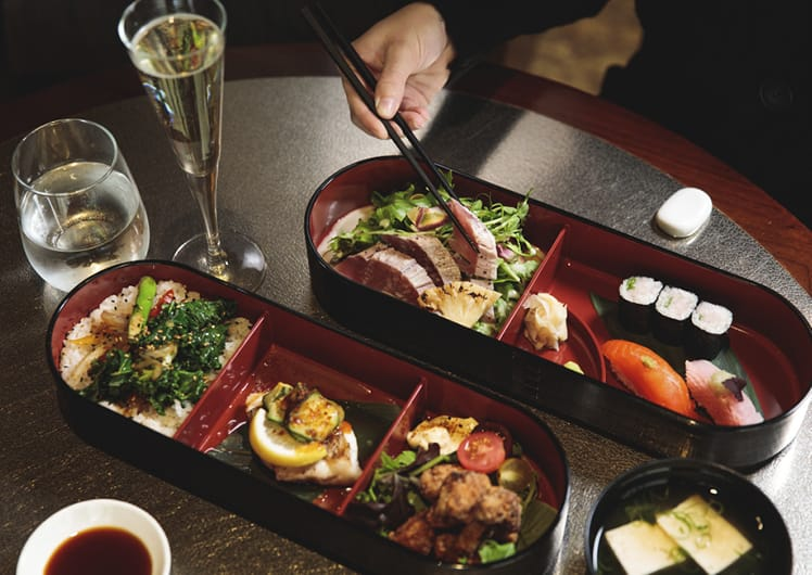 Nobu $55 Two-Course Lunch