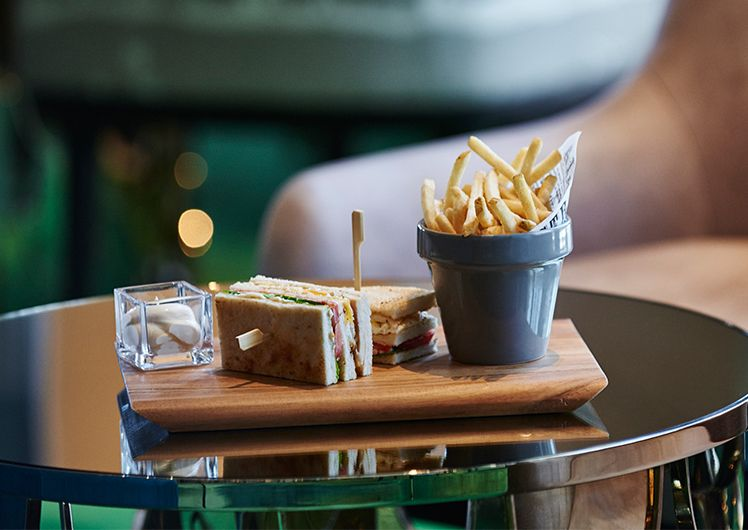 All Day Dining at TWR - Crown Perth