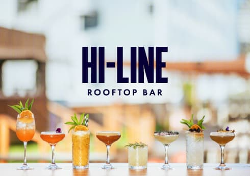 Hi-Line Rooftop Bar