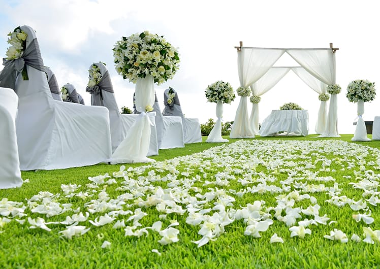 The Great Lawn Bespoke wedding venue