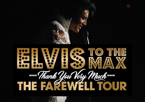 Elvis To The Max - Live Concert at Crown Theatre Perth | Crown Perth Entertaiment