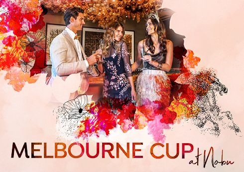 Melbourne Cup Lunch at Nobu - Crown Perth