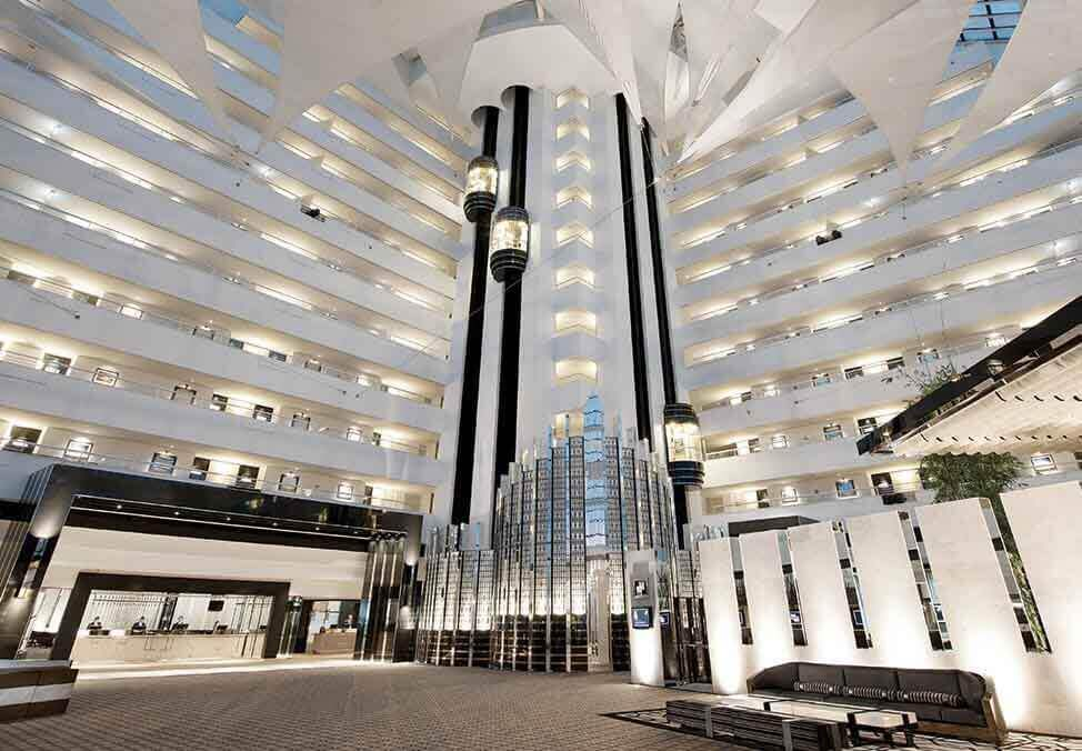 Perth Hotels CrownMetropol Packages 9LoungeHideaway