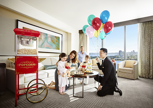 Bring the Family - Crown Towers Perth