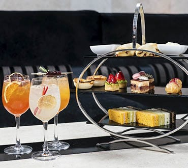 Gin High Tea at Lobby Lounge