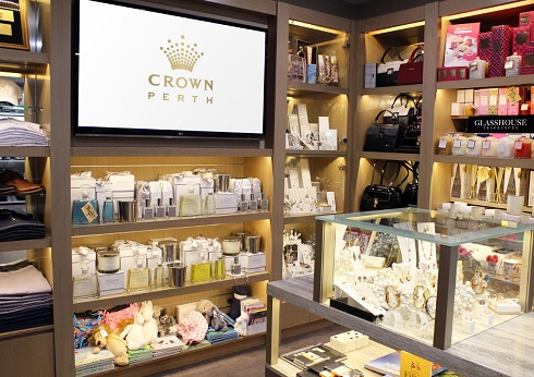 Crown Perth Shopping The