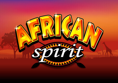 African Spirit Electronic Gaming Machine