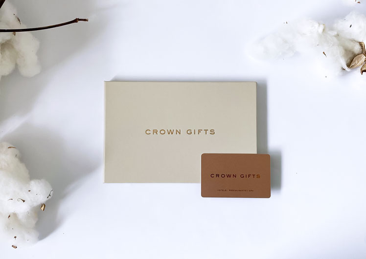 Crown Perth Spa Gift Cards