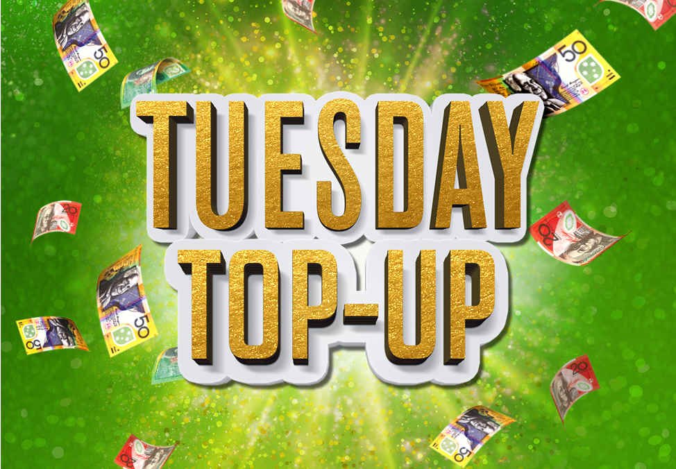 Tuesday Top-Up